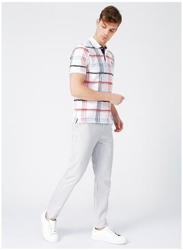 U.S. Polo Assn. U.S. Polo Assn. Slim Fit Erkek Pantolon Gri